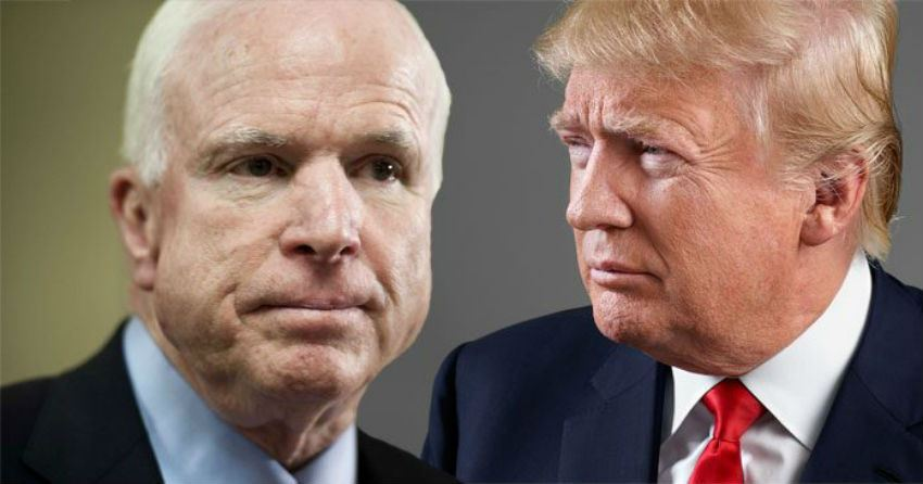 Trump Celebrates 73rd Birthday – Gets Trolled On Twitter As #JohnMcCainDay Goes Viral