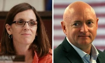 ELECTION 2020: In AZ, Mark Kelly Now Unopposed As He Stakes Center In Battle With McSally