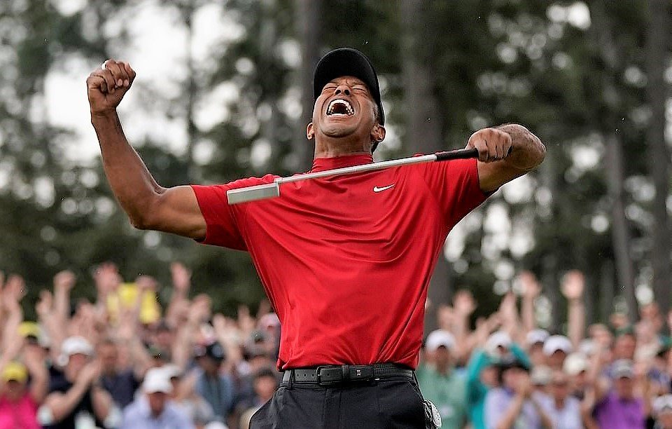 Tiger Woods Is Champ Again – 15th Career Major In Unbelievable Comeback