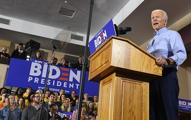 ELECTION 2020:  Firefighters Union Backs Biden For President – Trump Is Steaming Mad