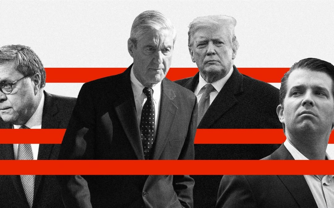 YOUR GUIDE: What To Expect When Redacted Mueller Report Is Released Thursday Morning