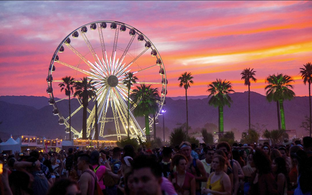 LIVE FROM COACHELLA:  Watch The 20th Anniversary Of The Outdoor Music Extravaganza
