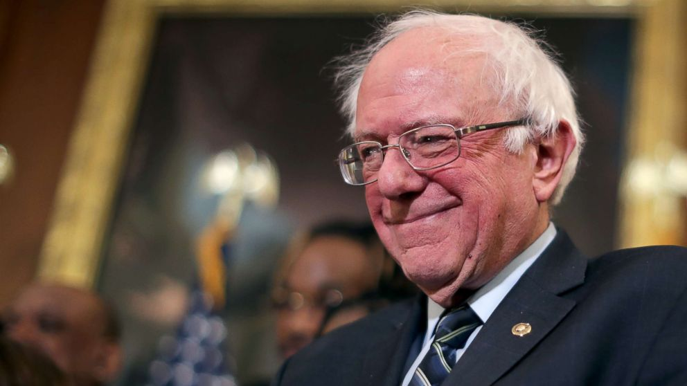 ELECTION 2020: Sanders Pledges To Erase $1.6 Trillion In Student Loan Debt With Wall Street Tax