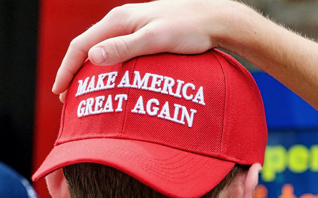 ELECTION 2020: 1 Million MAGA Hats Sold –  Opponents Suggest Hidden Message