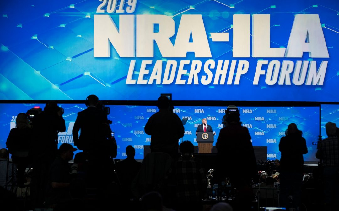 """The NRA Has Been Good For Trump, Not The Other Way Around – Gun Group """"Divided & Diminished"""""""