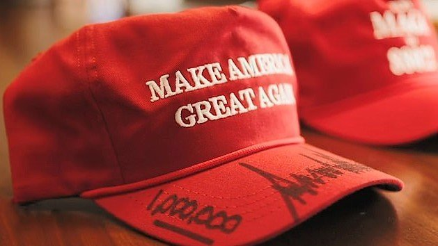 "ELECTION 2020:  Fox News ""Exclusive"" – Trump Plans To Meet Owner Of The Millionth MAGA Hat"