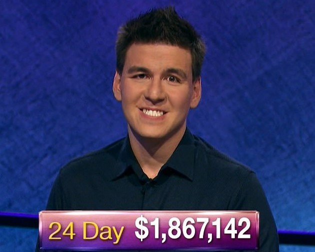 JEOPARDY: 24 Straight Wins For Holzhauer – Credits Cramming Children's Books For Success