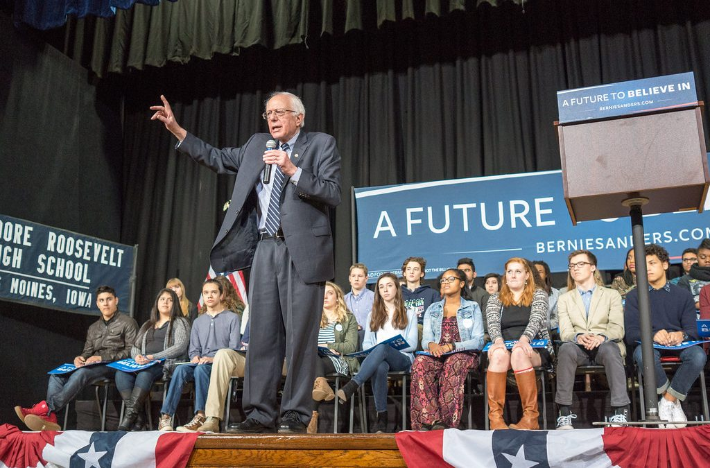 ELECTION 2020: Sanders Calls For BAN On For-Profit Charter Schools