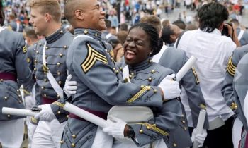 Most Diverse Class In Academy's History Graduates From West Point