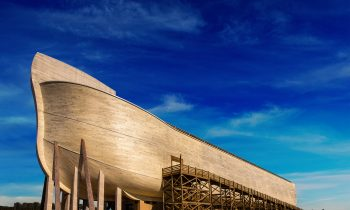 Owners Of Noah's Ark Replica Sue Insurance Company Over Rain Damage