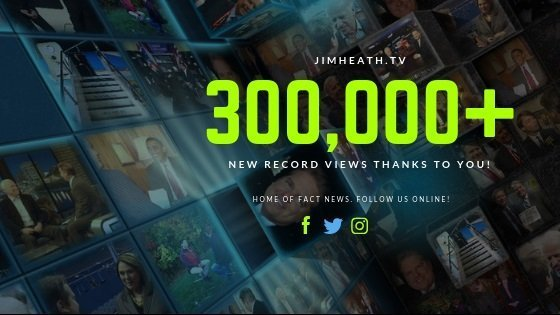 JimHeath.TV Tops 300K Views! Massive May Building Thanks To #LuciFans
