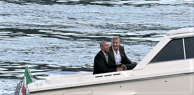 The Obama's Enjoy Family Vacation In Italy – Join George Clooney For Charity Fundraiser