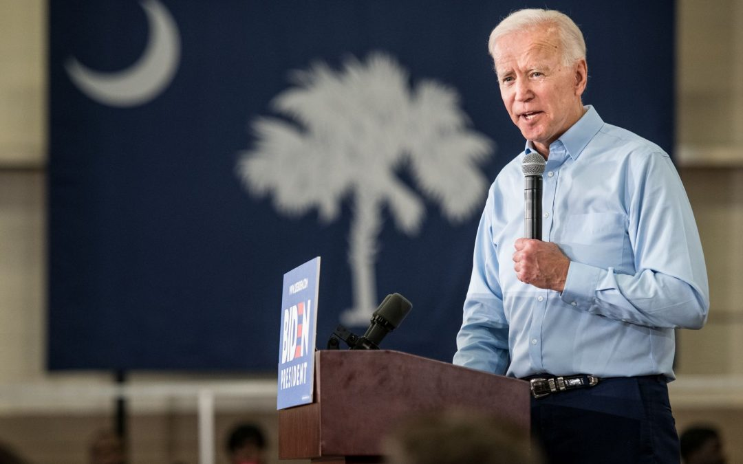 ELECTION 2020: Biden Takes Fire For Discussing Civility With Two Segregationist Senators In The 70's