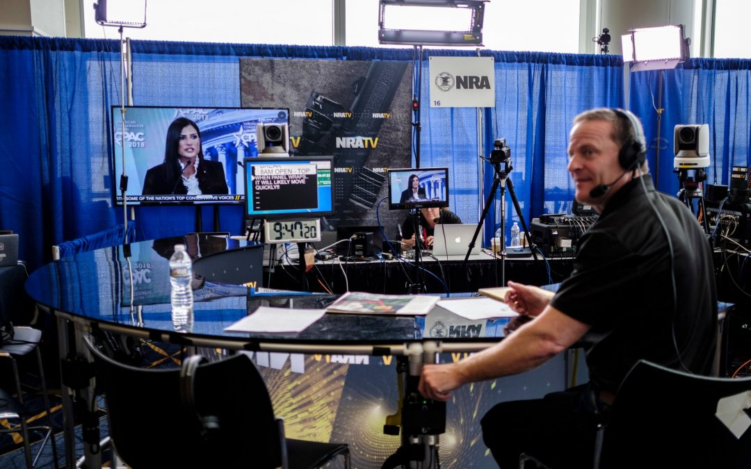 NRA TV Shut Down – Alleged Extortion Scheme & Resignations Rock Gun Lobby