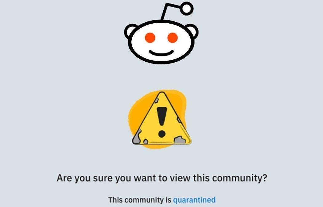 """Reddit Quarantines Biggest Pro-Trump Message Board – """"Threats Against Police & Public Figures"""""""
