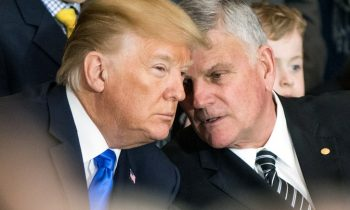 "Franklin Graham:  ""I Think God Was Behind The Last Election"""