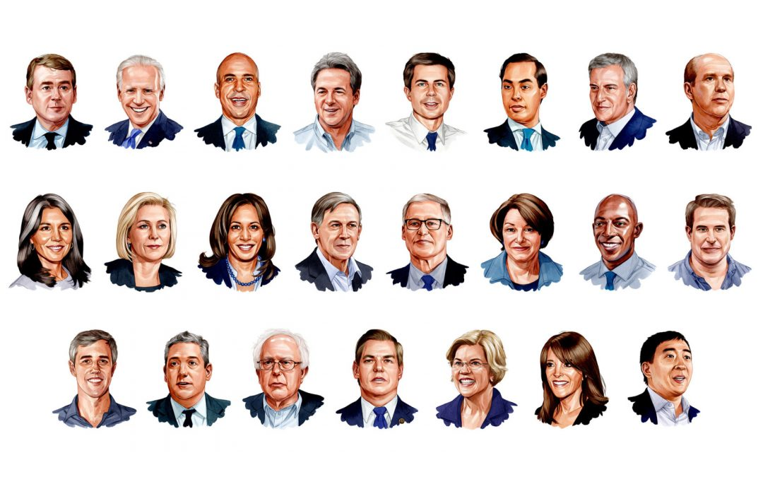ELECTION 2020:  First Democratic Debates Start Tonight – A COMPLETE GUIDE