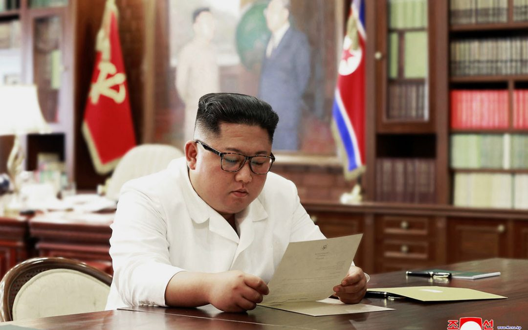 """Trump Sends Kim Another Letter – North Korea Dictator Responds It """"Is Of Excellent Content"""""""