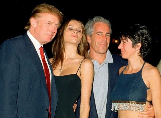 "Epstein Brags He Introduced Trump To Melania – Trump Distances Himself Saying ""I Wasn't A Fan"""