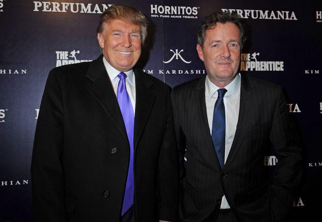 "Trump Supporter Piers Morgan Implores: ""Stop Your Dangerous Racist Rhetoric Now"""