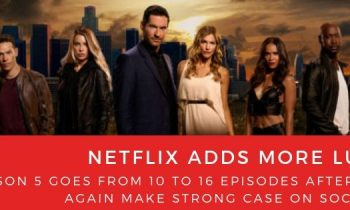 Netflix Expands Lucifer – Announces 16 Episode Final Season
