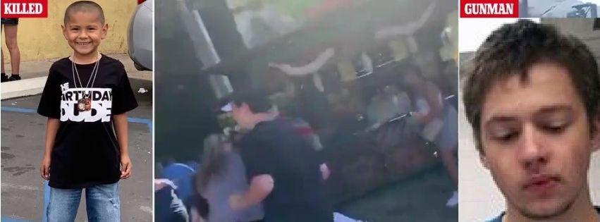 White Supremacist Kills 3 Including 6 Year Old At Garlic Festival In California
