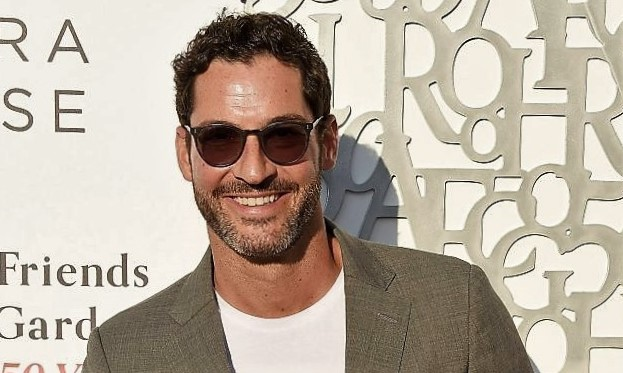 Lucifer's Tom Ellis & Lesley-Ann Brandt Attend Posh Event In LA For London's Royal Opera House