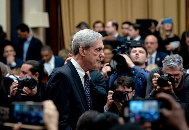 Mueller Testimony: No Obstruction? False. Total Exoneration? False. Witch Hunt? False.