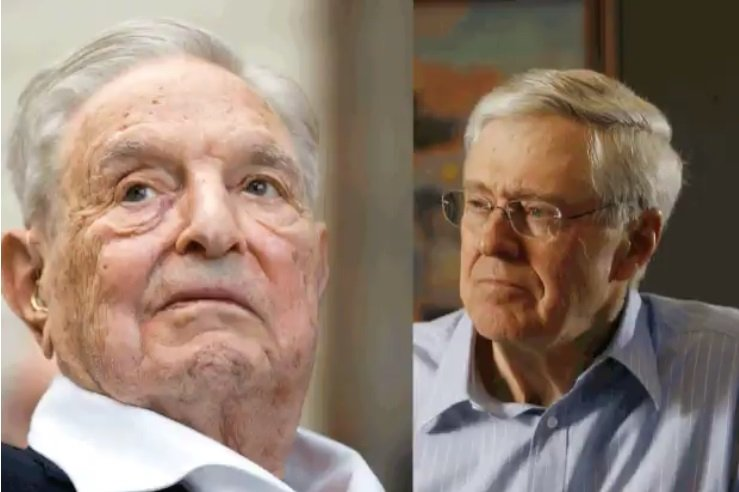 The Odd Couple: George Soros & Charles Koch UNITE To Make Case Against Foreign Wars