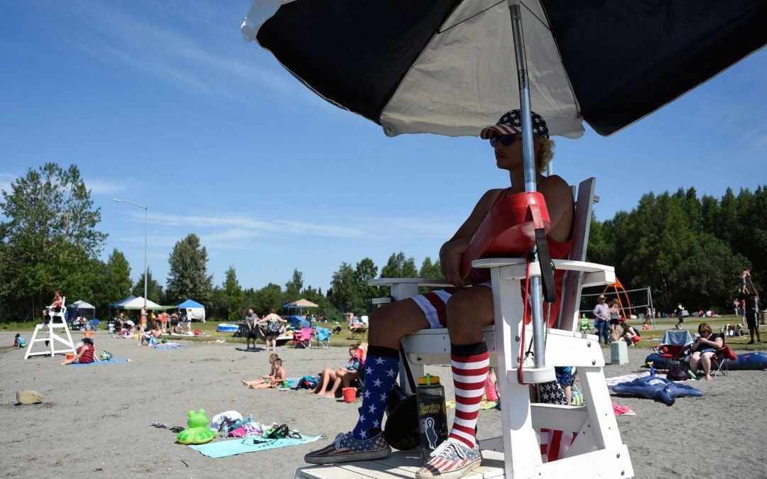 Anchorage Hits 90 Degrees For First Time – Warming World Will Make Extreme Weather More Common