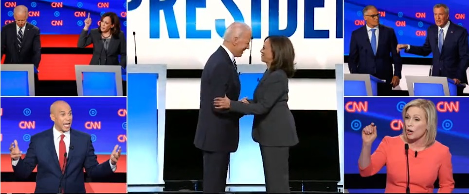 ELECTION 2020: Challengers Unload On Frontrunner Biden – Debate Winners & Losers