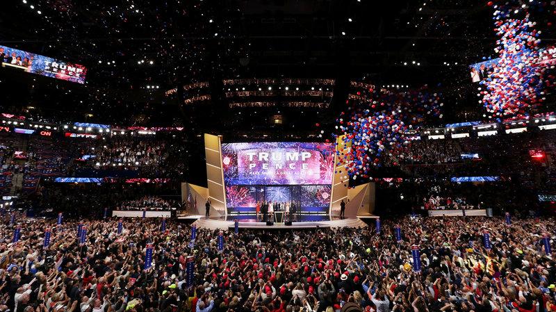 "GOP 2020 Convention City Charlotte Condemns Trump's ""Racist & Xenophobic"" Rhetoric"