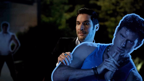 """The One Guest Star on LUCIFER That Tom Ellis Found """"Quite Annoying"""""""