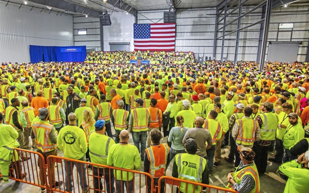 Workers At Trump's Pennsylvania Rally FORCED To Attend – Pay Threatened