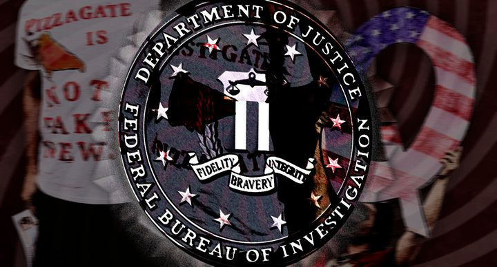 "FBI Warns CONSPIRACY THEORIES Are A New ""Domestic Terrorism Threat"""