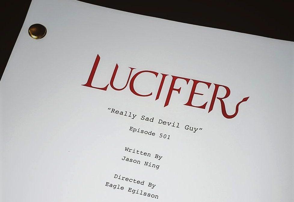 Lucifer Cast Has Episode 1 Script For FINAL Season – Production Starts Next Month