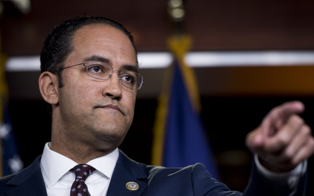 ELECTION 2020: Will Hurd, GOP's ONLY Black House Member, Will NOT Seek Reelection