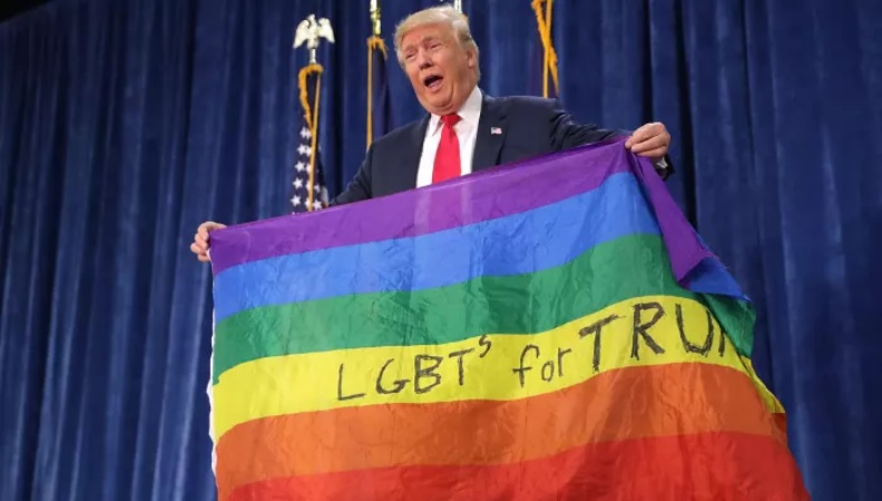 Trump TARGETS LGBTQ  – Asks Supreme Court To Allow Companies To FIRE Workers Based On Sexual Orientation