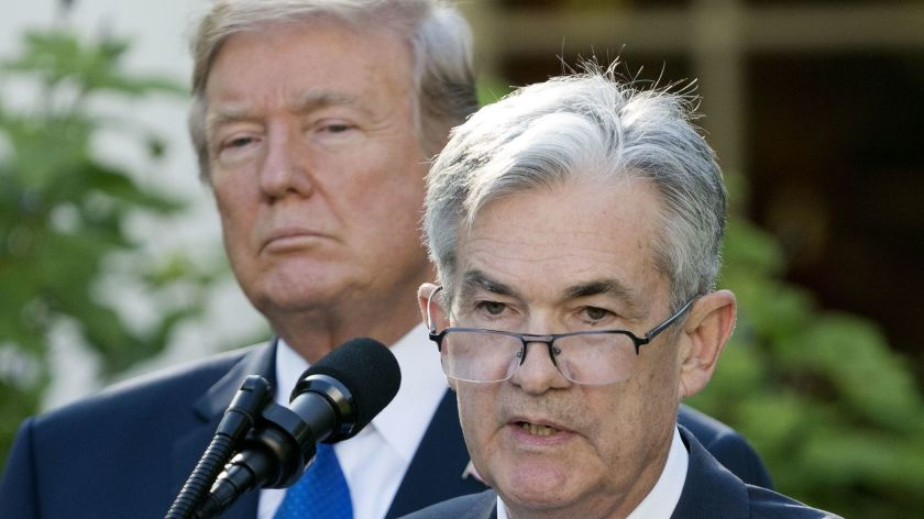 "Trump Attacks His Own Fed Chairman Over Interest Rates – ""They Don't Have A Clue"""