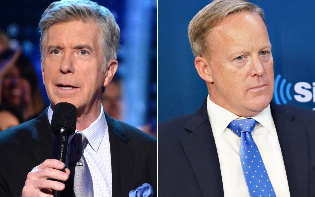 DWTS Host Tom Bergeron SLAMS Decision To Cast Former Trump Mouthpiece Sean Spicer On New Season