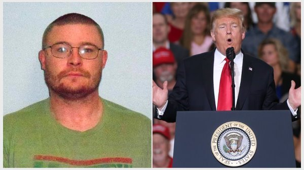 Army Veteran Accused Of Slamming Teenager To Ground Claims He Was Acting On Trump's Orders