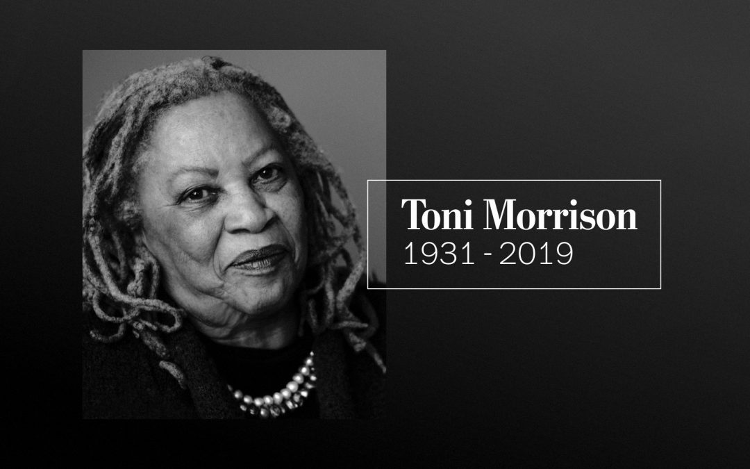 Lucifer's DB Woodside Among Those Paying Tribute To Toni Morrison – Prolific Writer & Nobel Laureate