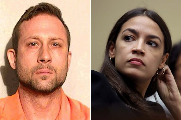 "Ohio Man Arrested After Writing AOC ""Should Be Shot"" – Says He's ""Very Proud"" Of Threat"