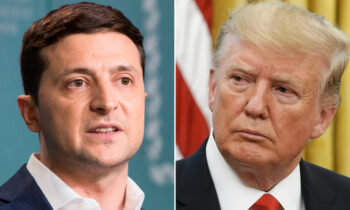 Trump ADMITS Discussing Biden With Ukrainian President – Was $250 Million WITHHELD Due To Pressure?
