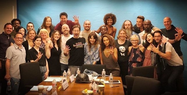 Back To Work! LUCIFER Cast Begins Shooting Final Season – Check Out FIRST Scene Rehearsal