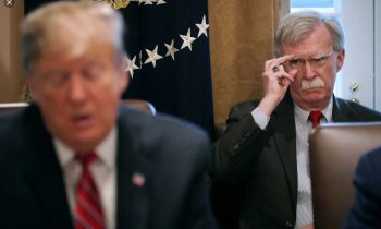 Bolton Says He WILL Testify IF Senate Wants To Hear From Him
