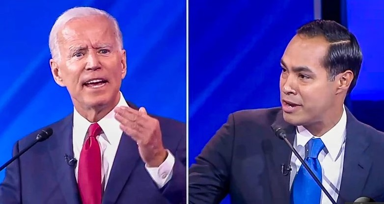 "DEBATE: Castro Plays Ageism Card Against Biden – ""Are Your Forgetting What You Said 2 Minutes Ago?"""