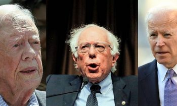 "Carter Hints That Biden & Sanders Are Too OLD To Be President – ""I Hope There's An Age Limit"""