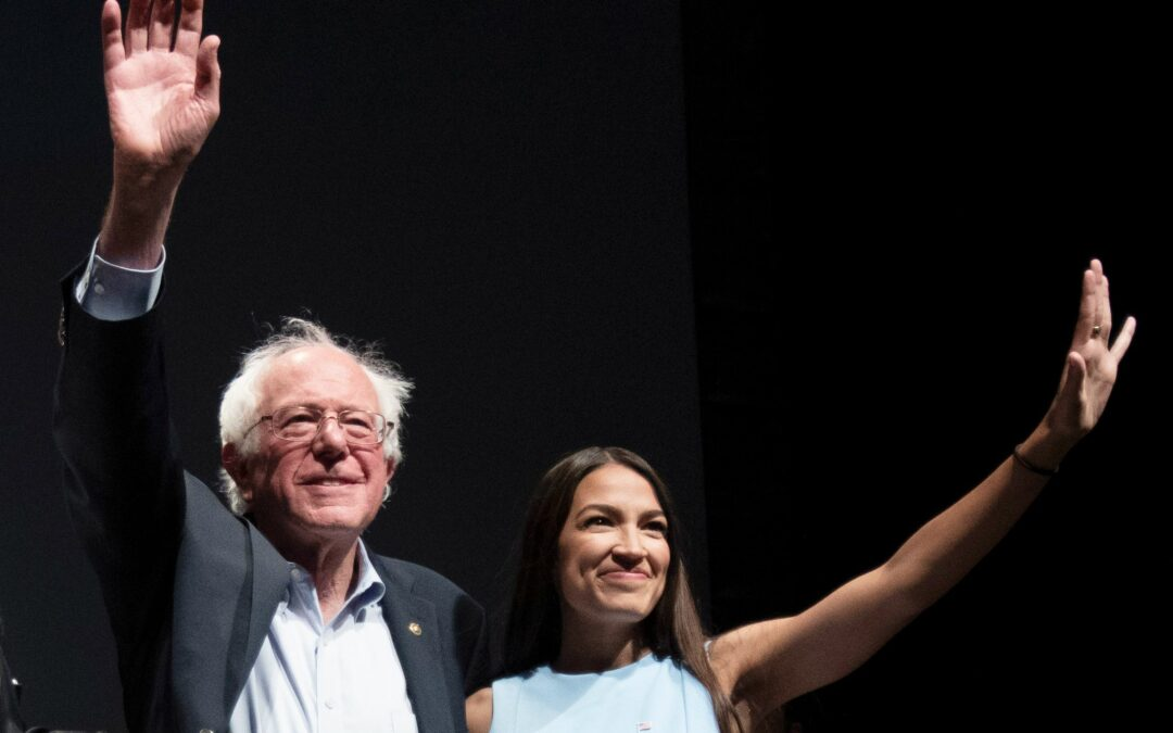 ELECTION:  AOC Set To Endorse Bernie Sanders – Will Join Him At Rally On Saturday