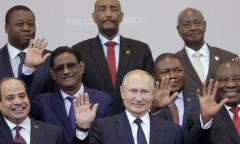 As Trump Retreats From World, Russia Emerges As Powerhouse In Africa